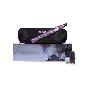 Purple Nocturne Platinum ghd Hair Straightener/Styler