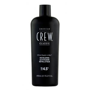 AMERICAN CREW PRECISION BLEND PEROXIDE 15VOL 450ML