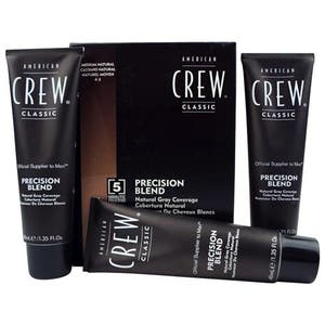 American Crew Precision Blend Hair Colour For Men 4-5 Medium Natural