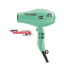 Parlux ADVANCE Light Hair Dryer Ionic & Ceramic - Aqua
