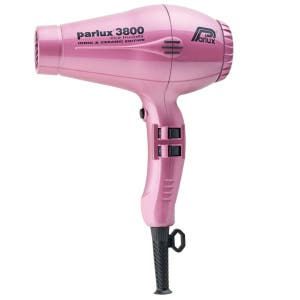 Parlux 3800 Ceramic and Ionic Dryer 2100W - Pink