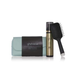 Ghd Upbeat Collection Style Gift Set in Neo-Mint