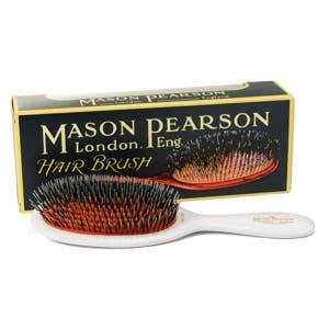 Mason Pearson Popular Bristle & Nylon BN1 - Ivory