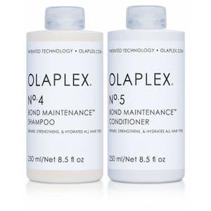 Olaplex No. 4 & 5 Bond Maintenance (Shampoo + Conditioner) 250ml