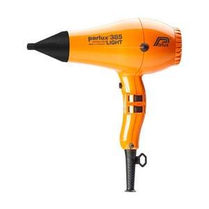 Parlux 385 Orange Hair Dryer Power light Ceramic & Ionic 2150w