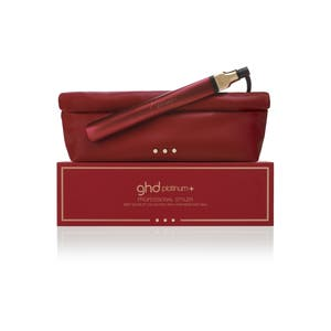 ghd Platinum+ Deep Scarlet Hair Styler with Bag