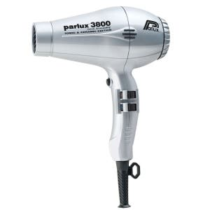 Parlux 3800 Ceramic and Ionic Dryer 2100W - Silver