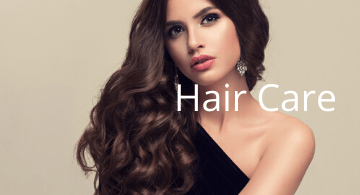 haircare category