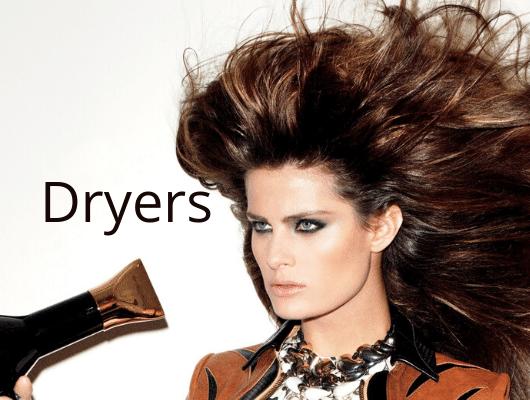 hair dryer category